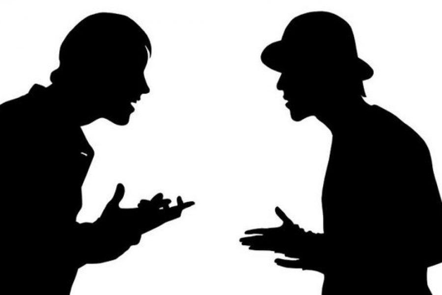 "Черная риторика: ""правило трех Т"""