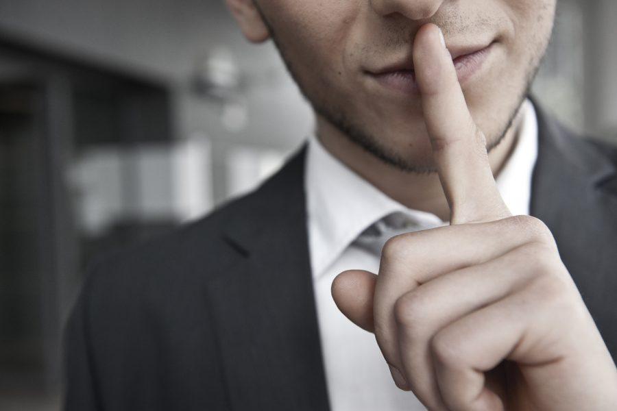 Виды лжи: умолчание