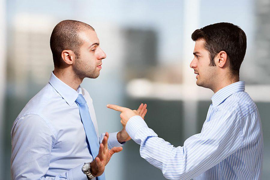 Управление персоналом: речевые модели в конфликтах