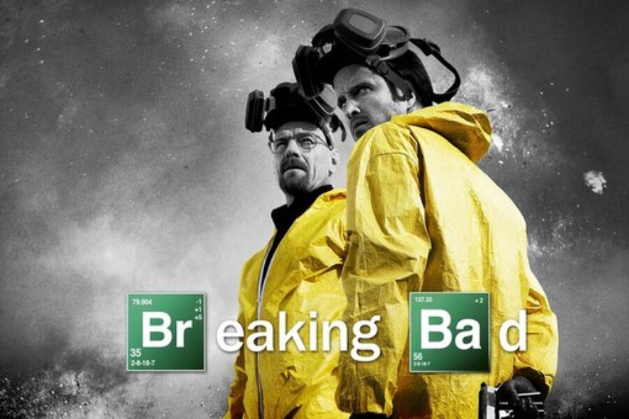 Разбор поведенческих портретов персонажей сериала Breaking Bad