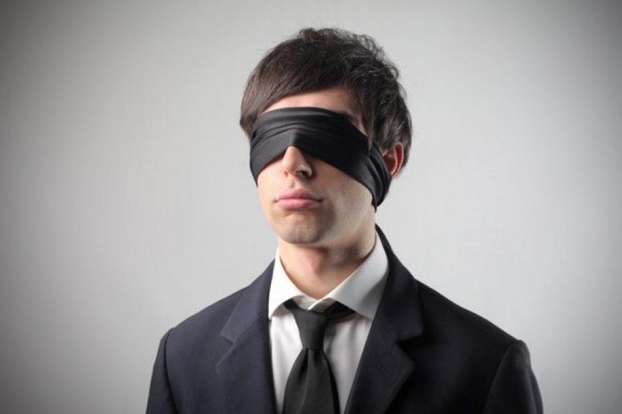 Ментализм – нахождение предмета с повязкой на глазах