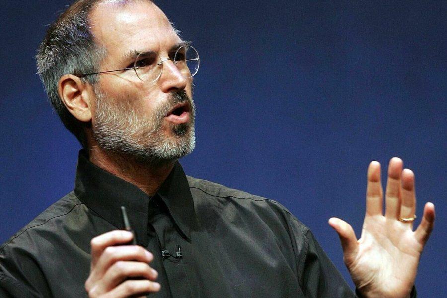 Стив Джоббс – речь паранойяла