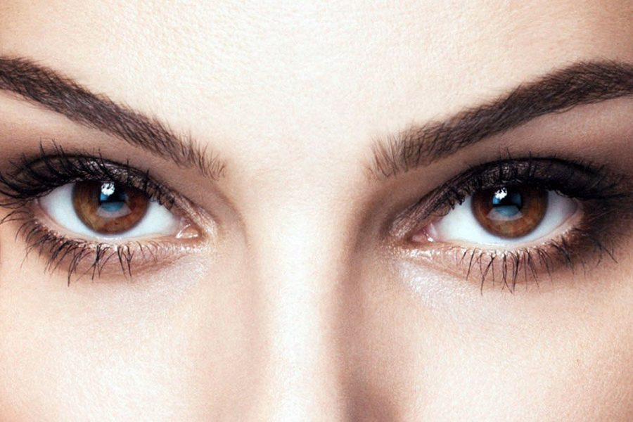 Блокировка глаз