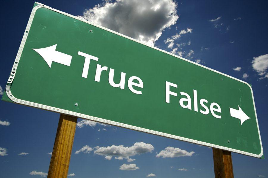 Правда или ложь?