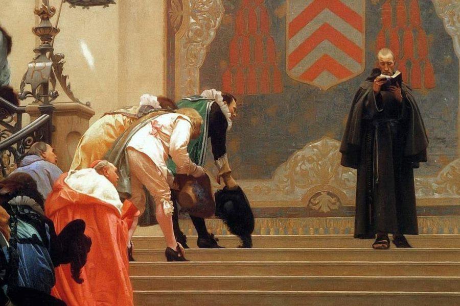 """""""Серый кардинал"""" – идейный тип личности в средневековой Франции"""