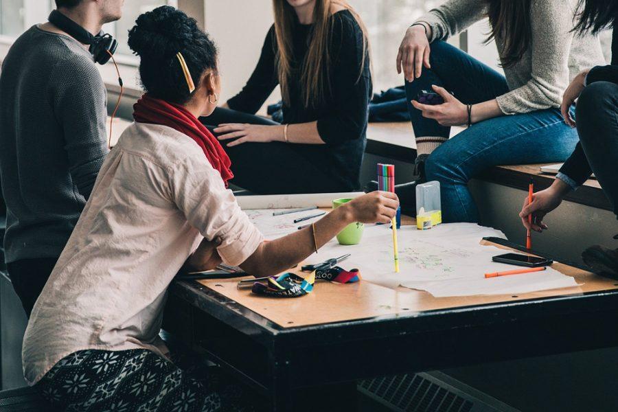 Пять факторов, влияющие на эффективность командной работы